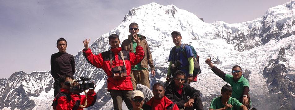 Ganesh Himal Trekking (Kalo and Seto Kunda View Point)